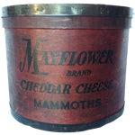 Image of Huge Round Cheese Box