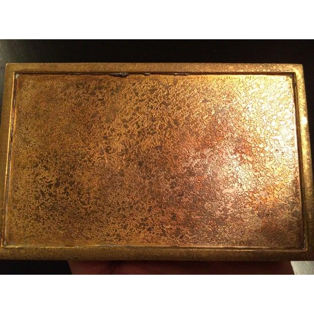 Tiffany Studios Zodiac Stamp Box - Image 4 of 6