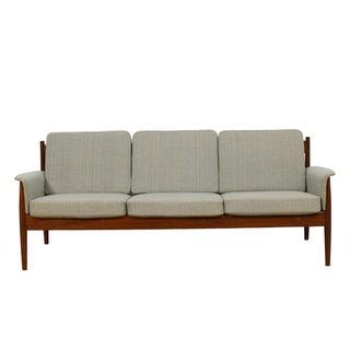 Grete Jalk for France & Sons Danish Modern Teak Sofa