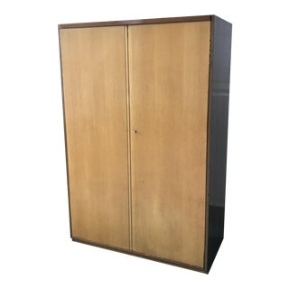 WK Mobel Solid Wood Armoire