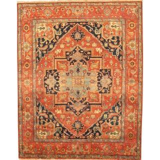 """Pasargad Serapi Wool Area Rug - 5' 1"""" X 6'10"""""""