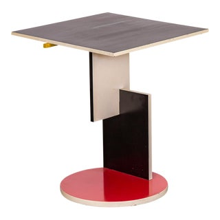 De Stijl Schroeder Table for Cassina