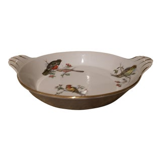 Elite French Pilivite Porcelain Server