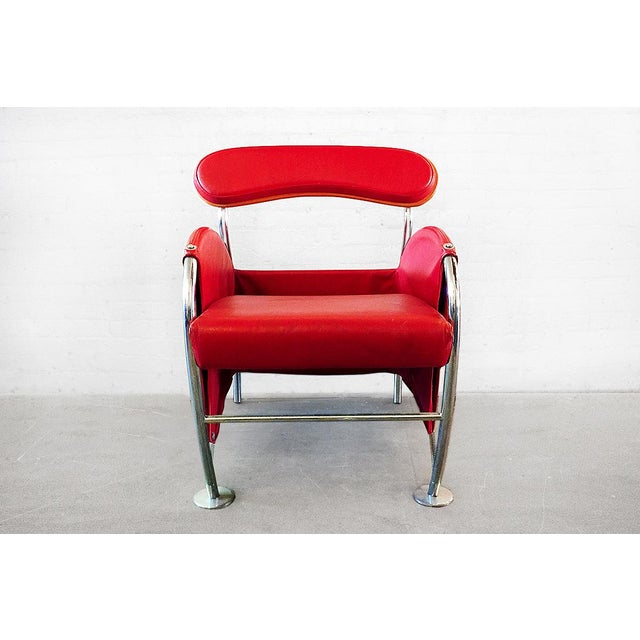 Iosa-Ghini Massimo Numero Uno Chair - Image 3 of 10