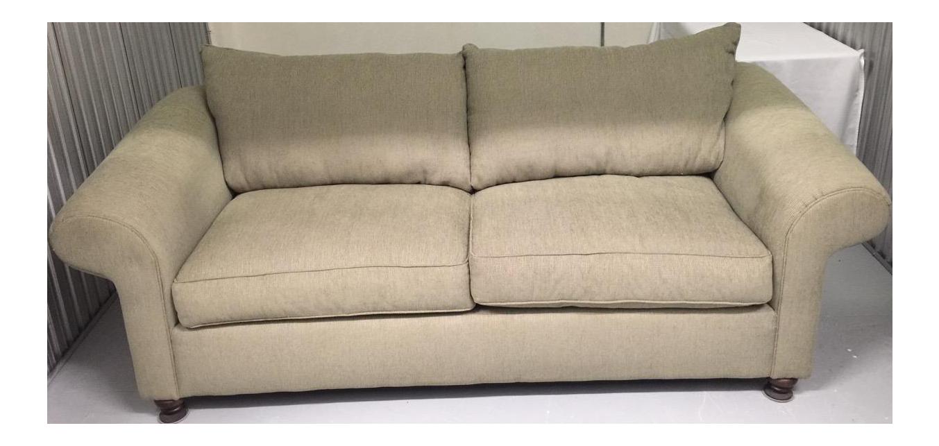Rowe Rolled Arm Sleeper Sofa