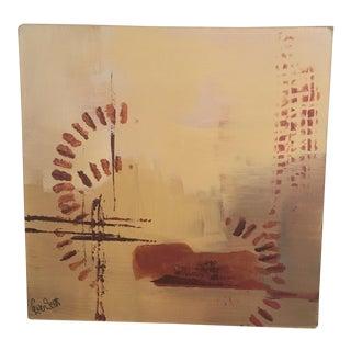 Original Miniature Abstract Painting