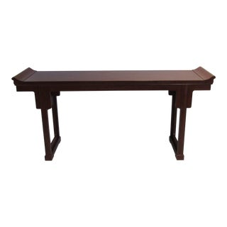 Baker Chinese Altar Table