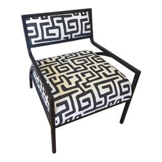 Bernhardt Cohen Kuba Cloth Chair