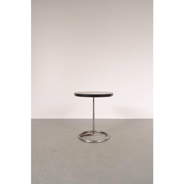 Large Edition Side Table by René Herbst for Stablet, France, 1935 - Image 5 of 10