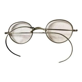 Vintage Wireframe Eyeglasses