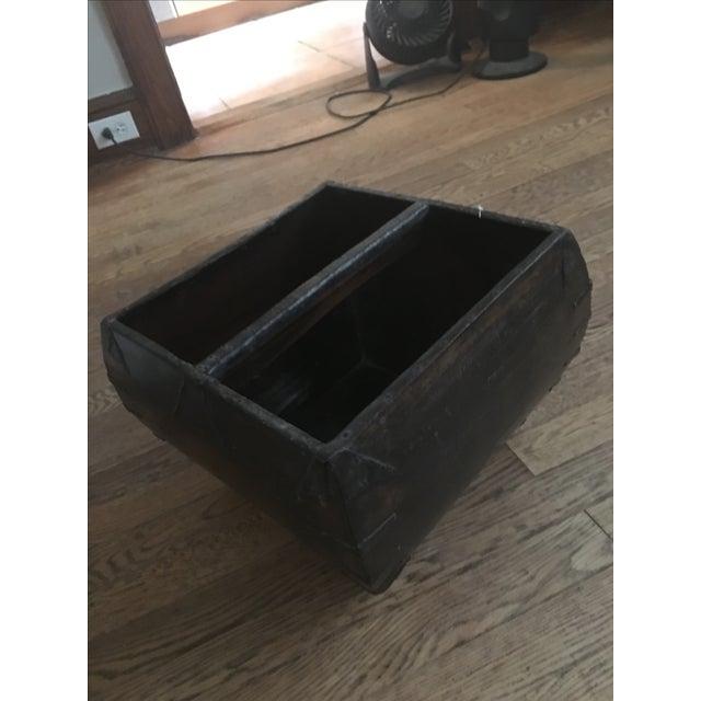 Antique Chinese Rice Basket - Image 2 of 5