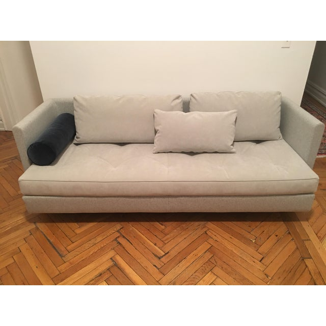 ligne roset nomade 2 sofa complete by didier gomez chairish. Black Bedroom Furniture Sets. Home Design Ideas