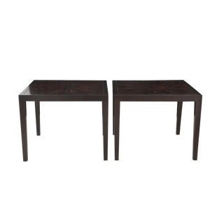 Vogue End Tables, Pair