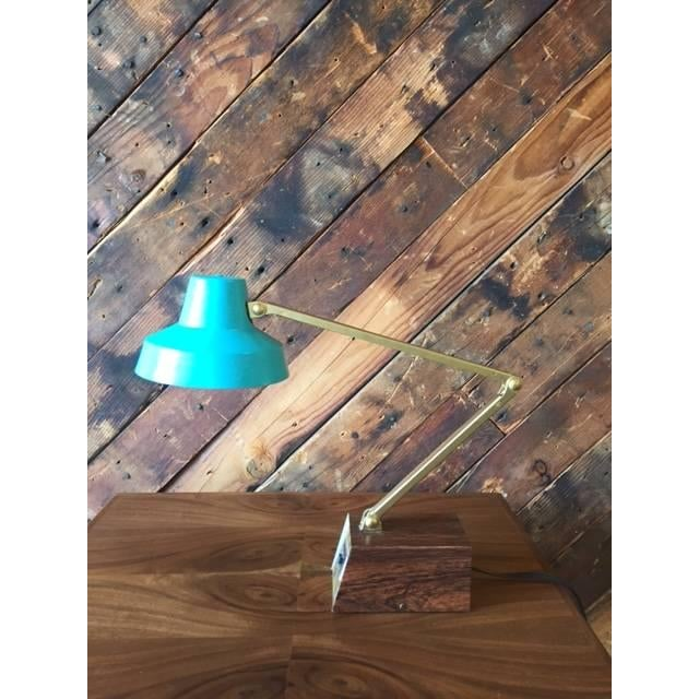 Vintage 70s Flexible Table Lamp - Image 4 of 6