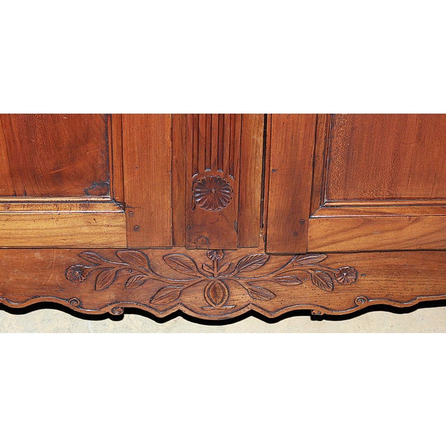 18th C. French Country Armoire - Image 8 of 11