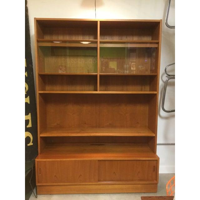 Mid-Century Danish Modern Storage Cabinet - Image 4 of 7