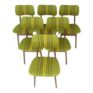 Ib Kofod-Larsen Dining Chairs - set of 6