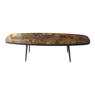 Barry Kite Collage Coffee Table