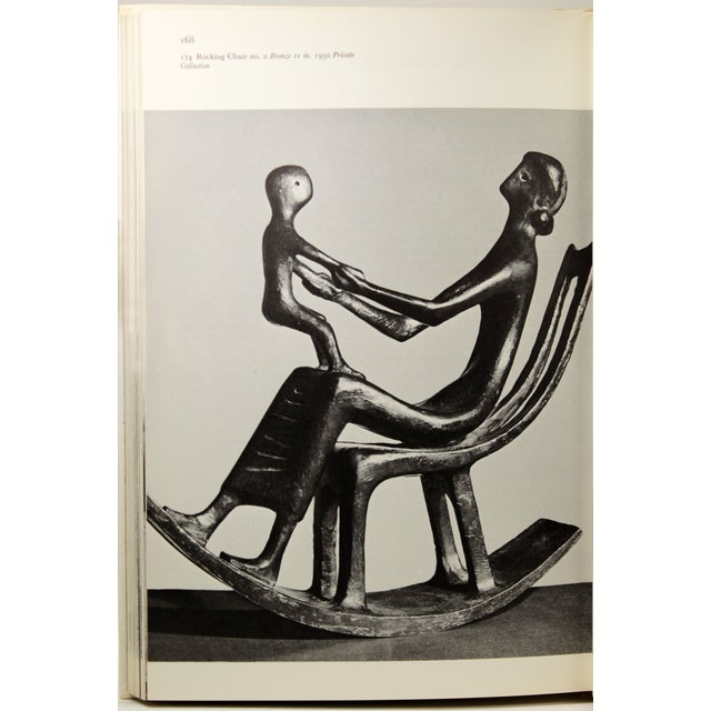 Image of Henry Moore, First Edition Book