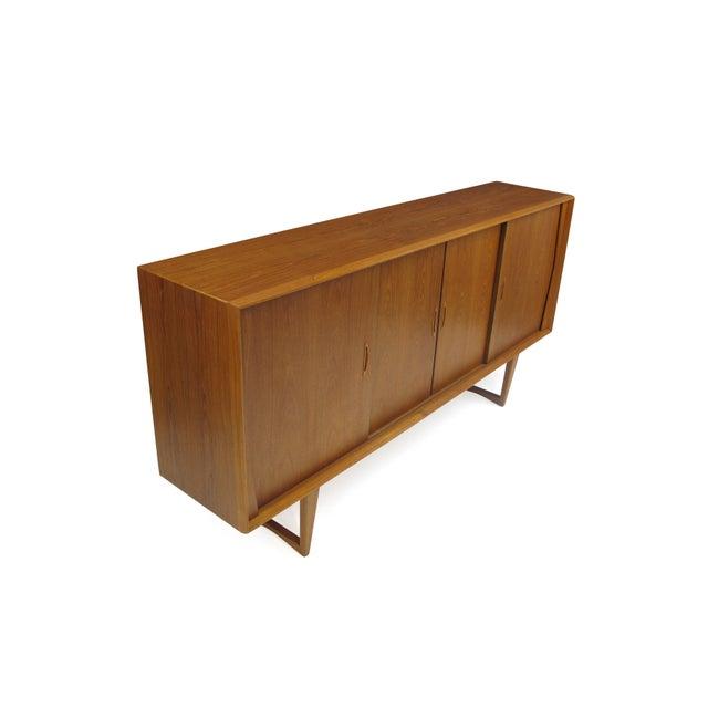 Teak Sideboard & Bar Cabinet - Image 6 of 7