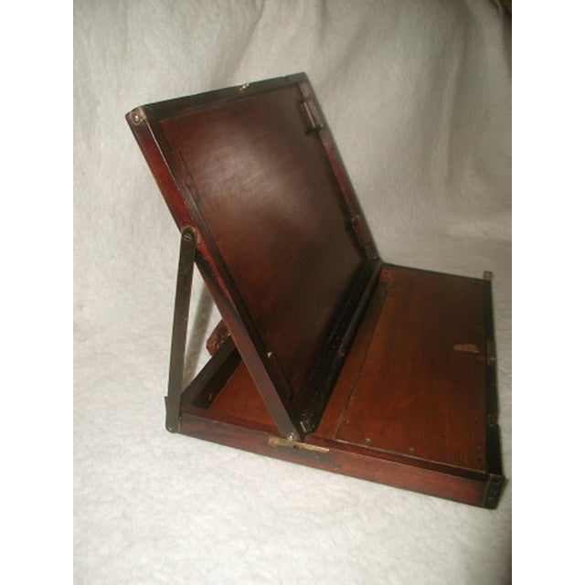 English 19th Century Art Box with Easel - Image 10 of 10