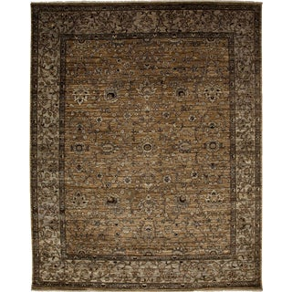 """Ziegler, Hand Knotted Area Rug - 7'10"""" X 9'9"""""""