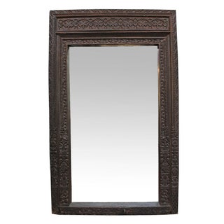Rustic Indian Mirror