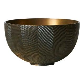 Limited Edition Axel Salto Bronze Bowl
