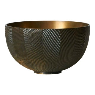 Limited Edition Axel Salto Bronze Bowl