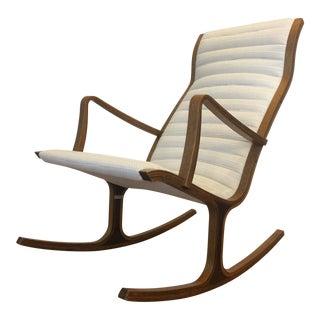 "Tendo Mokko ""Heron"" Rocking Chair"