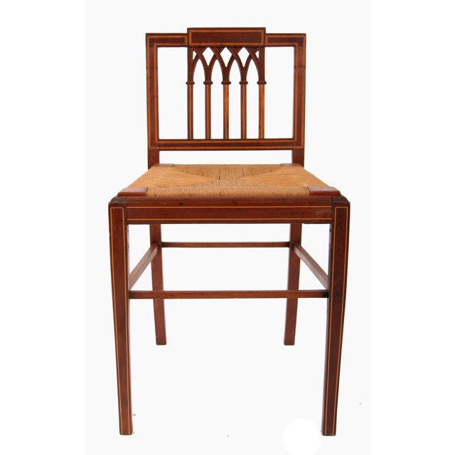 Early 20th Century Antique Sheraton Style Chair Chairish