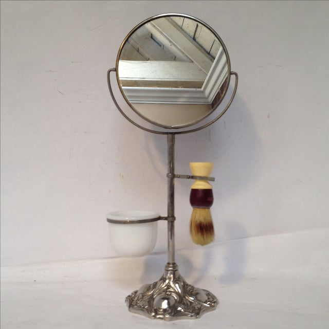 Antique Shaving Stand - Image 4 of 11