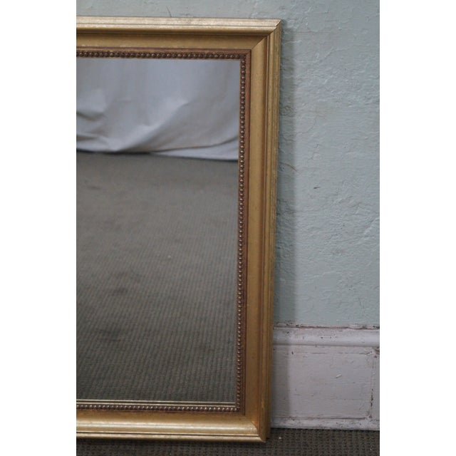 Louis XV Gold Frame Wall Mirror - Image 6 of 10