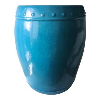 Vintage Chinese Ceramic Garden Seat