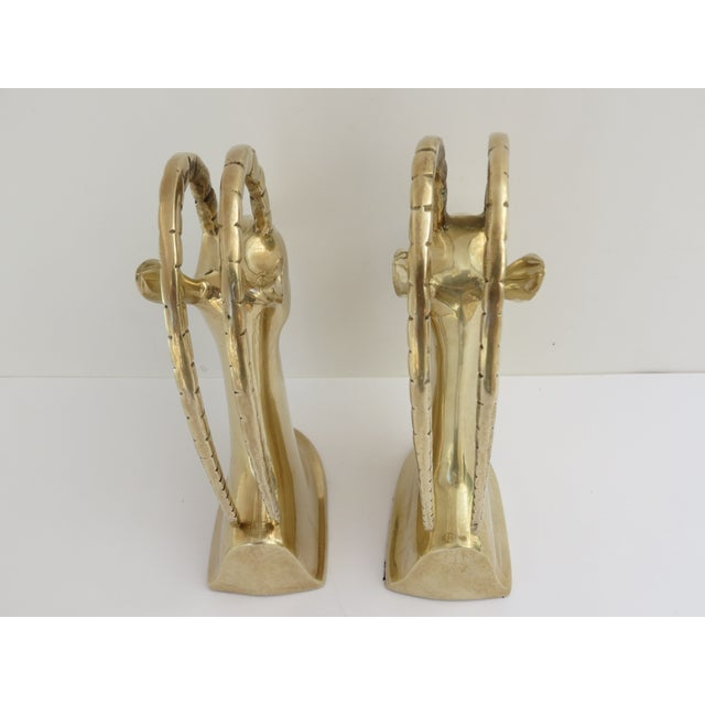 Image of Gazelle Bookends - Pair