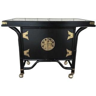 Ritts Mid-Century Bar Cart