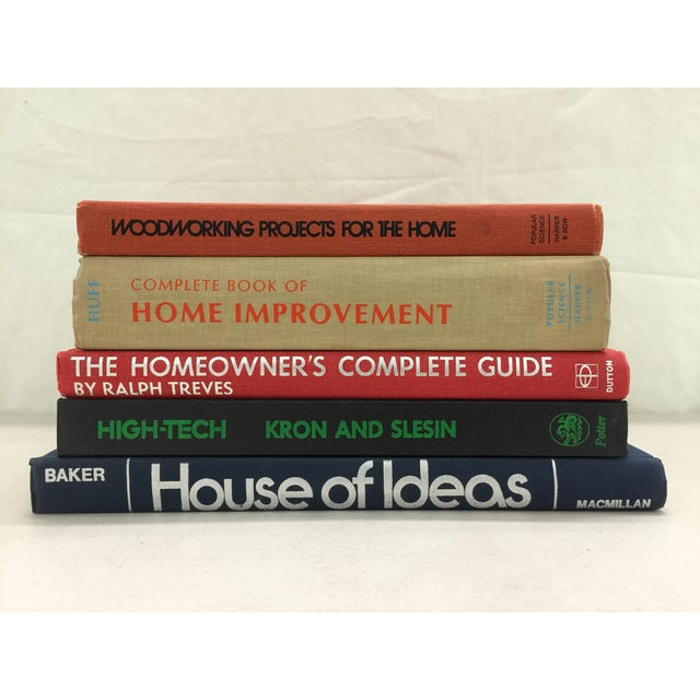Image of Home Inspiration & Improvement - Set of 5