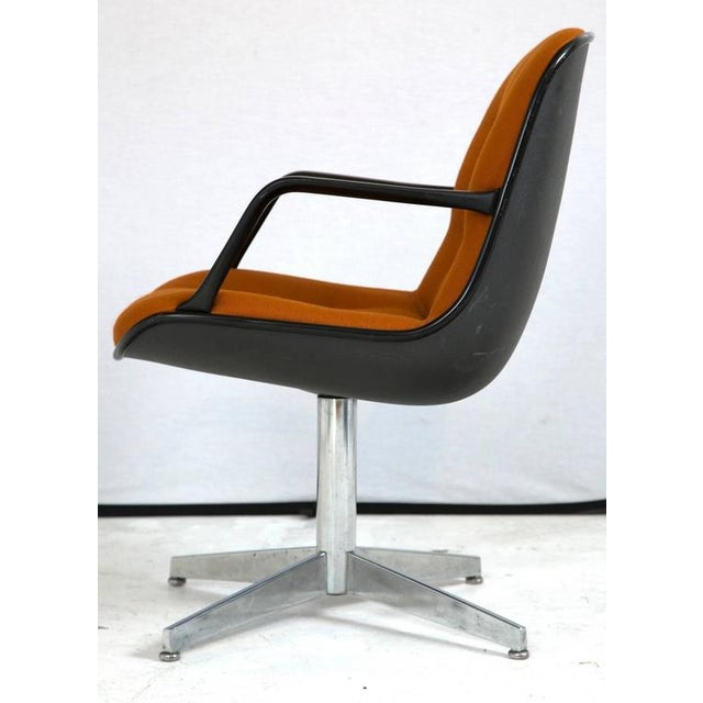 Vintage Steelcase Side Chair - Image 5 of 6