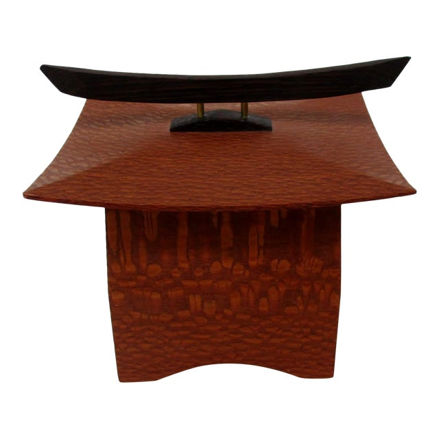 Japanese Maple Pagoda Box - Image 1 of 8