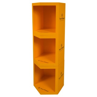 Veuve Clicquot Promotional Display Boxes - S/3