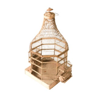 Antique Italian Birdcage