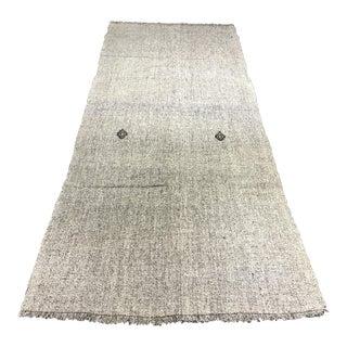 "Bellwether Rugs Turkish Hemp Flat Weave Kilim - 3'9""x9'"