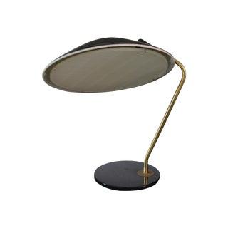 Gerald Thurston Saucer Table Lamp for Lightolier