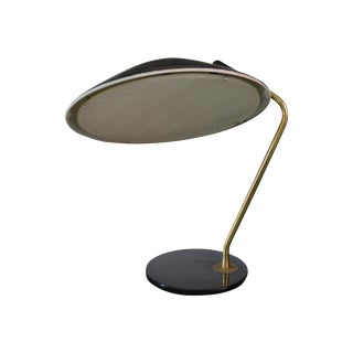 Gerald Thurston Saucer Table Lamp for Lightolier