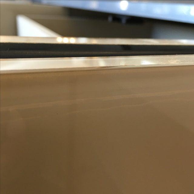 Modern Metallic Lacquer Sideboard - Image 8 of 10