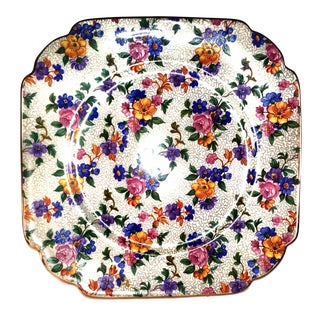 Warwick Cheery Chintz Plate