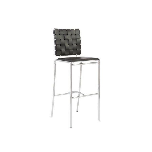 Eurostyle Carina Leather Bar Stools- APair - Image 6 of 7