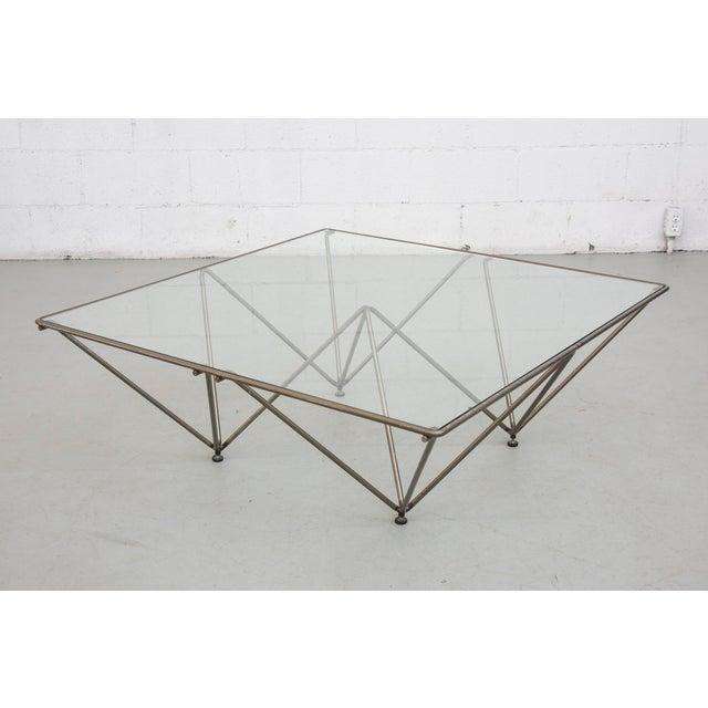 "Paolo Piva Style ""Alanda"" Pyramid Table - Image 3 of 8"