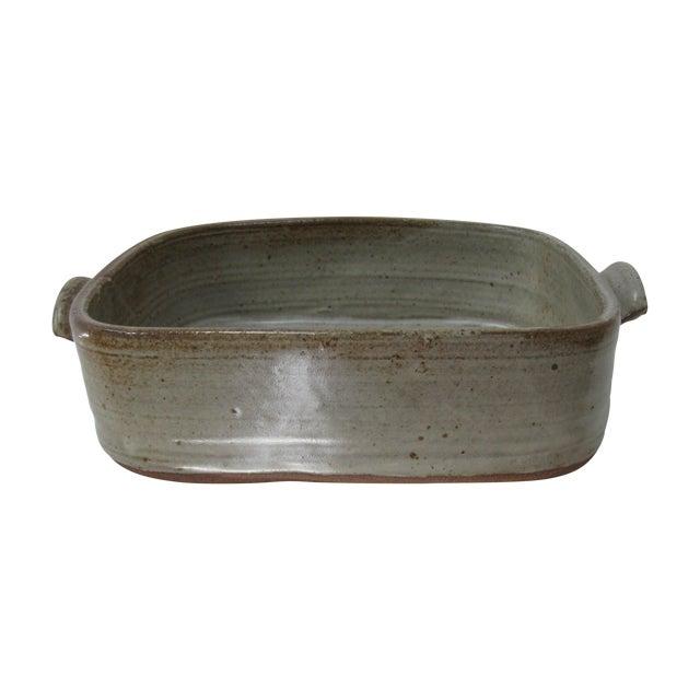 Stoneware Serving Dish - Image 1 of 7