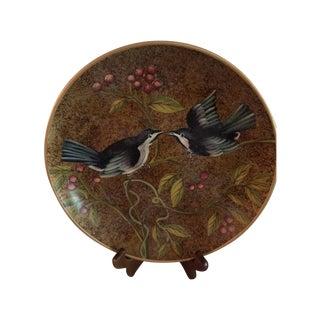 Raymond Waites Traditional Decorative Plate